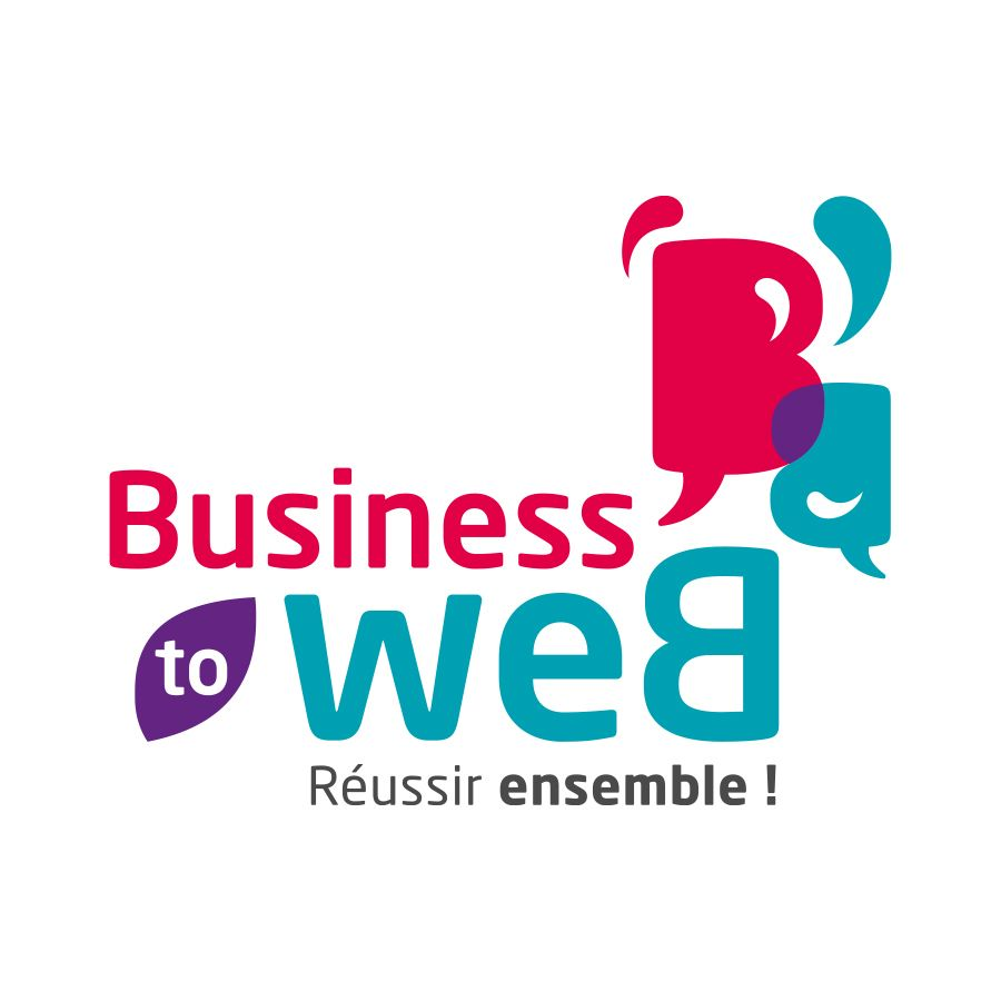 Logo Business to Web